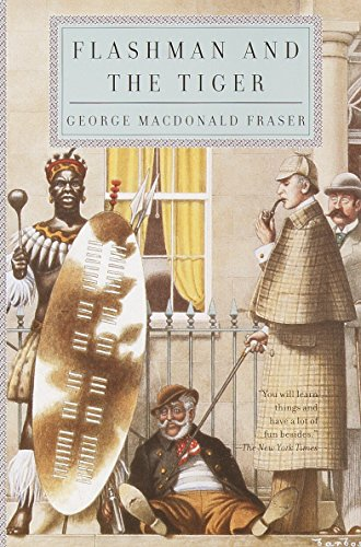 9780385721080: Flashman and the Tiger