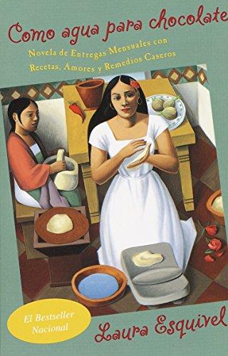 9780385721233: Como agua para chocolate (Spanish Edition)