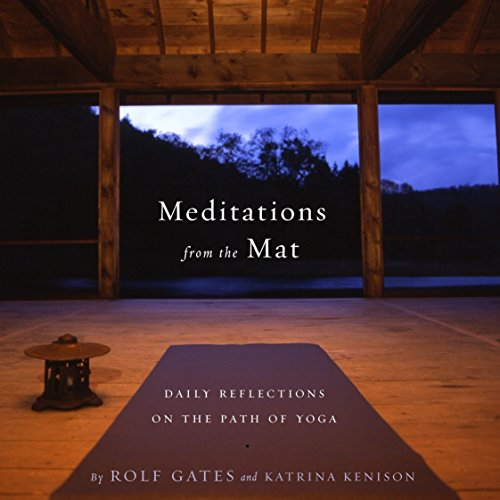 9780385721547: Meditations from the Mat: Daily Reflections on the Path of Yoga
