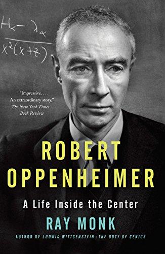 9780385722049: Robert Oppenheimer: A Life Inside the Center