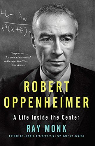 9780385722049: Robert Oppenheimer: A Life Inside the Center