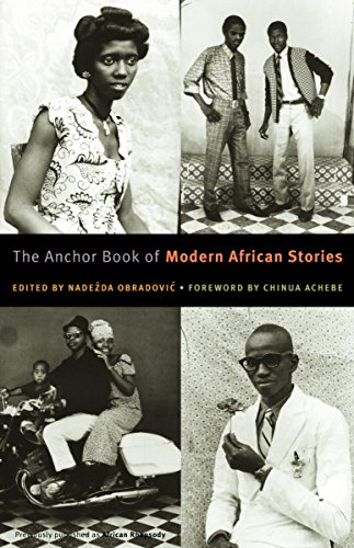 The Anchor Book of Modern African Stories: Nadezda Obradovic