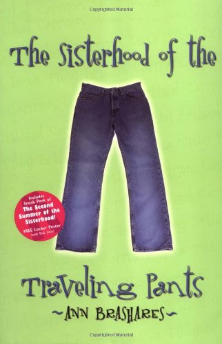 The Sisterhood of the Traveling Pants ***SIGNED*** ***ADVANCE READING COPY***: Ann Brashares