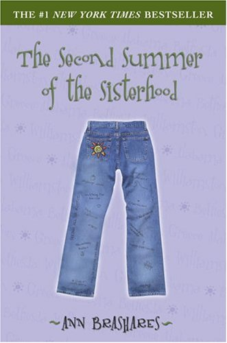 The Second Summer of the Sisterhood ***SIGNED*** ***ADVANCE READING COPY***: Ann Brashares