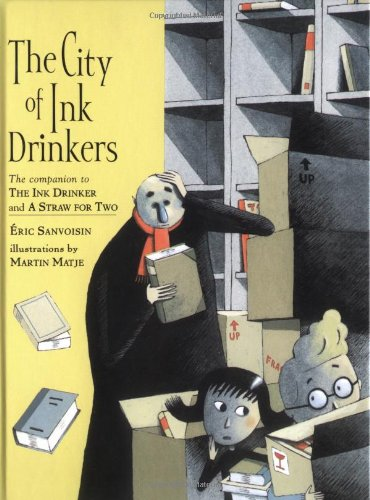 9780385729727: The City of Ink Drinkers
