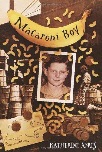 9780385730167: Macaroni Boy
