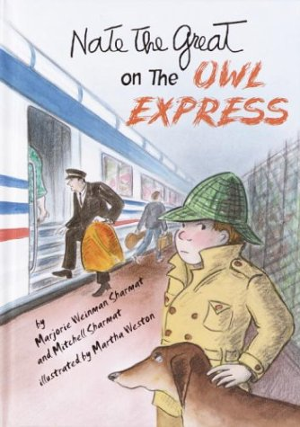 Nate the Great on the Owl Express: Sharmat, Marjorie Weinman,