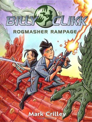 9780385731126: Rogmasher Rampage (Billy Clikk)