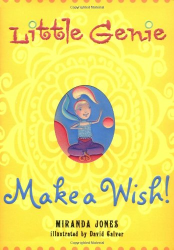 9780385731379: Little Genie: Make a Wish