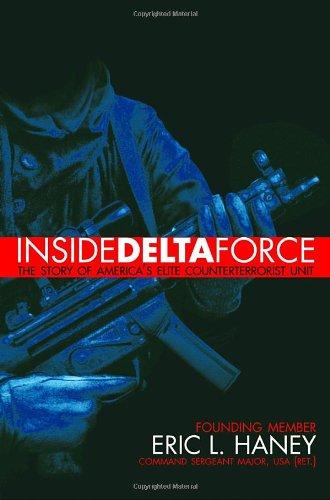 9780385732512: Inside Delta Force