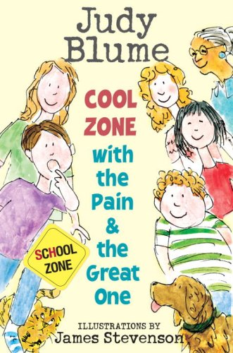 9780385733069: Cool Zone with the Pain and the Great One (Pain & the Great One)