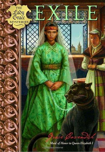 Exile (Lady Grace Mysteries): Jan Burchett, Sara