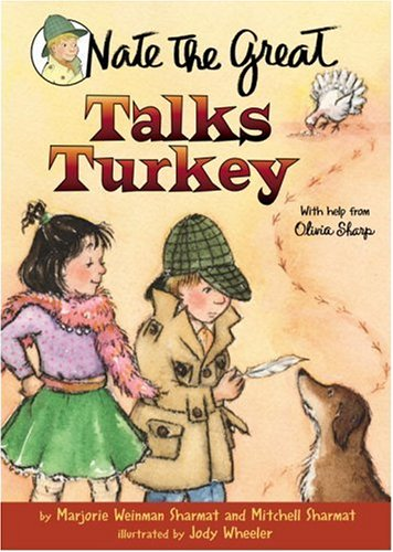9780385733366: Nate the Great Talks Turkey