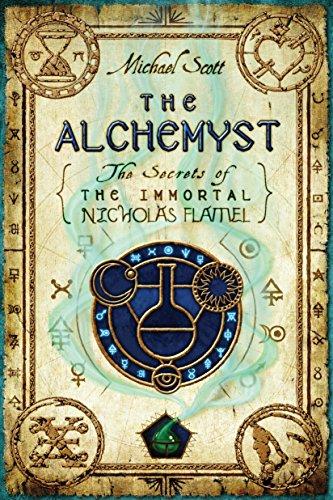 The Alchemyst: Secrets of the Immortal Nicholas Flamel ***SIGNED 1ST PRINTING***: Michael Scott