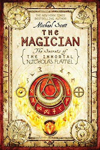 9780385733588: The Magician (The Secrets of the Immortal Nicholas Flamel #2)