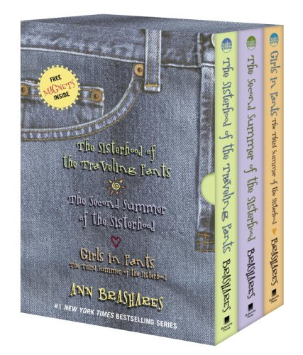 9780385734240: Sisterhood of the Traveling Pants: Sisterhood of the Traveling Pants, the Second Summer of the Sisterhood, & Girls in Pants
