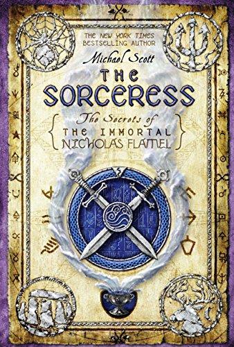 9780385735292: The Sorceress (The Secrets of the Immortal Nicholas Flamel)