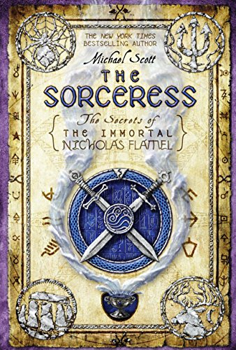9780385735292: The Sorceress (The Secrets of the Immortal Nicholas Flamel)
