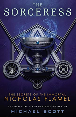 9780385735308: The Sorceress: Secrets of the Immortal Nicholas Flamel Book 3