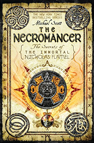 The Necromancer: The Secrets of the Immortal Nicholas Flamel * * * * *SIGNED* * * * *: Michael ...