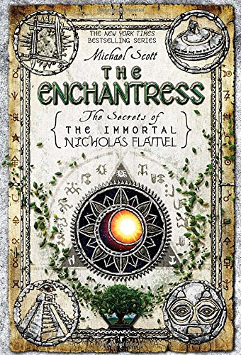 9780385735353: The Enchantress (Secrets of the Immortal Nicholas Flamel)