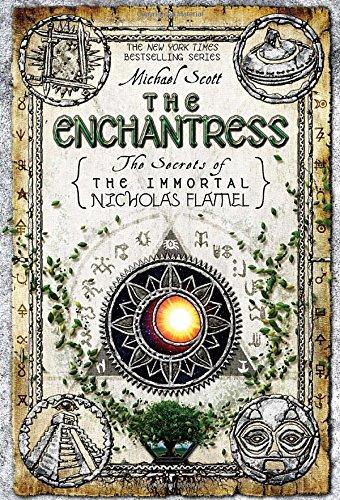 9780385735353: The Enchantress: Secrets of the Immortal Nicholas Flamel