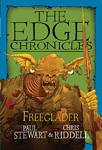 9780385736114: Freeglader (Edge Chronicles)