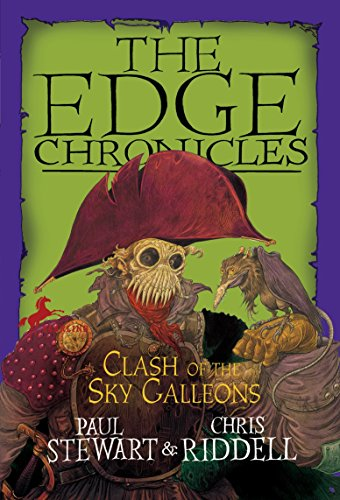 9780385736138: Edge Chronicles: Clash of the Sky Galleons
