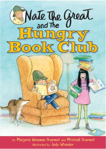 9780385736954: Nate the Great and the Hungry Book Club
