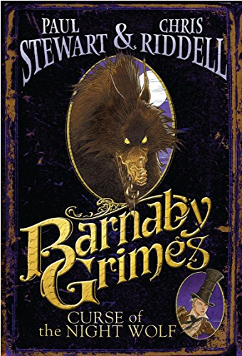 9780385736978: Barnaby Grimes: Curse of the Night Wolf