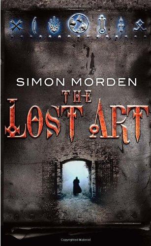 The Lost Art: Morden, Simon
