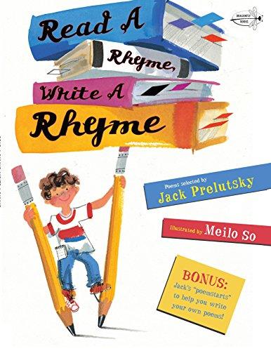 9780385737272: Read a Rhyme, Write a Rhyme