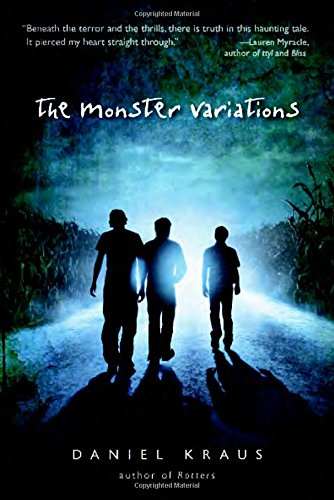 9780385737340: The Monster Variations