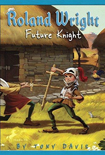 9780385738019: Roland Wright: Future Knight