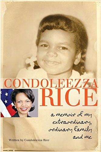9780385738804: Condoleezza Rice: A Memoir of My Extraordinary, Ordinary Family and Me