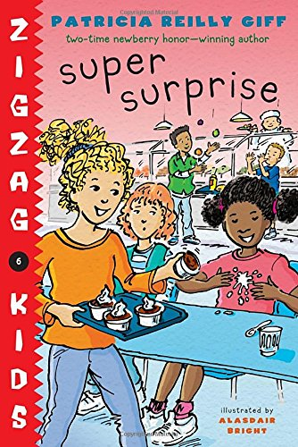 9780385738903: Super Surprise (Zigzag Kids)