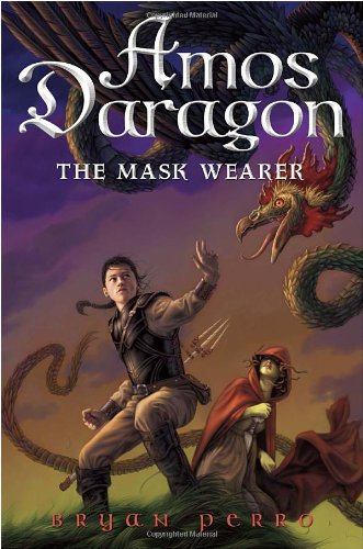 9780385739030: Amos Daragon #1: The Mask Wearer