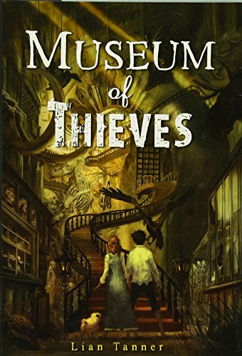 9780385739054: Museum of Thieves (Keepers)