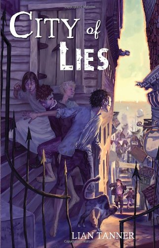 9780385739061: City of Lies (The Keepers Trilogy)