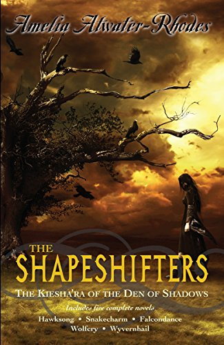 9780385739504: The Shapeshifters: The Kiesha'ra of the Den of Shadows (Kiesha'ra (Paperback))
