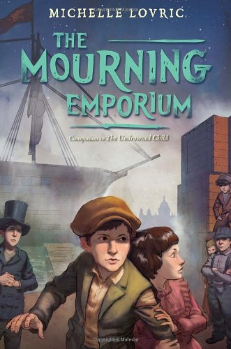 The Mourning Emporium: michelle Lovric