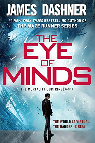 9780385741408: The Eye of Minds (Delacorte Press)