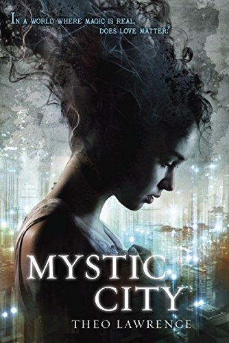 9780385741613: Mystic City (Mystic City Trilogy)