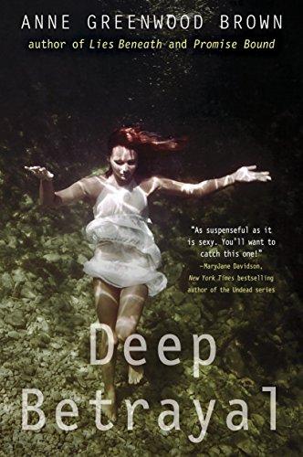 9780385742047: Deep Betrayal (Lies Beneath Series)