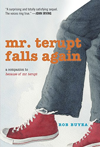 9780385742054: Mr. Terupt Falls Again