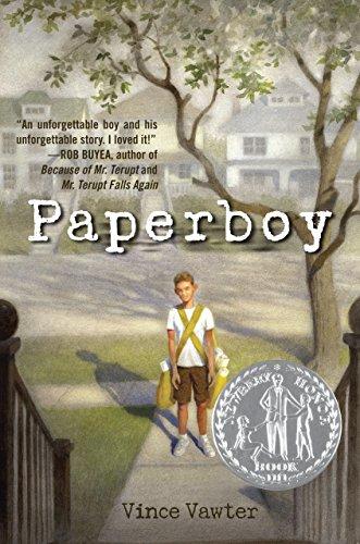 9780385742443: Paperboy