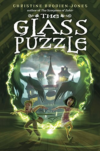 9780385742979: The Glass Puzzle