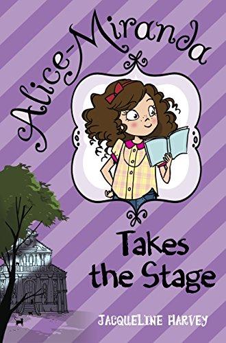 9780385743334: Alice-Miranda Takes the Stage