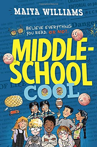 9780385743495: Middle-School Cool