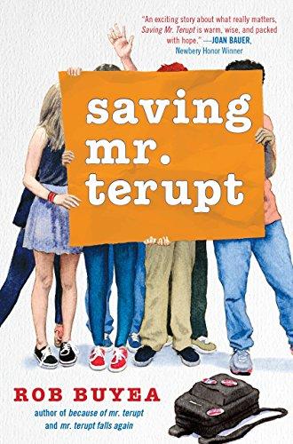 9780385743556: Saving Mr. Terupt